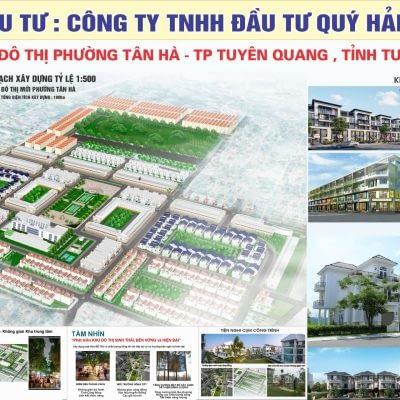 Đầu tư các dự án khu đô thị mới
